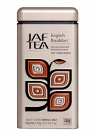 Чай черный лист. JAF TEA English Breakfast CG 175г в ж/б