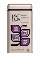 Чай черный лист. JAF TEA Ceylon Afternoon CG 125г в ж/б