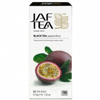 Чай черный пакет. JAF TEA Passion Fruit PC 25*1,5г