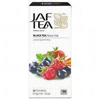 Чай черный пакет. JAF TEA Forest Fruit PC 25*1,5г